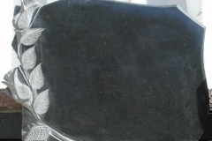 Hauakivi erikujuline, bareljeef - roosid 34