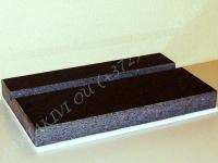 Hautalaatan graniitti jalusta leveydellä 40cm