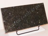 Hauaplaat 0125 50x25x3cm, roheline pärl graniit, metallist alus