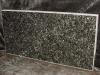 Hauaplaat [0125-39] 50x25x3cm, must pärl graniit