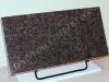 Hauaplaat [0125-57] 50x25x3cm, tumehall graniit, metallalus