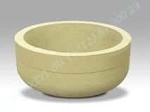 """Hauavaas betoonist """"Pada"""", 45x20cm, 20kg"""