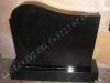 Hauakivi [030-31-10 M2D+++] 60x50x10cm, Poleeritud Poleeritud Poleeritud, peal kaar ja servad kaldus