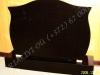Hauakivi [035-76-10 M3B+++] 70x50x10cm, Poleeritud Poleeritud Poleeritud, peal napoleon ja servad kaared