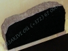 Hauakivi [018-11-10] 60x30x10cm, Poleeritud Klombitud Saetud