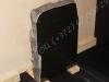 Hauakivi 035-10 50x70x10cm, Poleeritud Klombitud Saetud