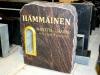 Hauakivi [042-20-15] 60x70x15cm, Poleeritud Klombitud Saetud, pronksist latern 14x32cm (ristiga), kiri-121(est/rus) ja 127(est/rus), lehtkuld