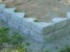 Hauapiire paekivist, 15cm x 2 rida, 1 hauakoht (laius 125cm, pikkus 250cm), liiv