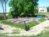 Paldiski kalmistule rajatud mälestusmärk, 1956. aastal 20. oktoobril uppunud allveelaeva PLM-200, hukkunud meeskonnaliikmetele