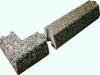 Pesubetoonist lego detailid, hall kild ja hall tsement
