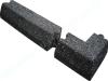 Pesubetoon lego detailid, must kild ja must tsement