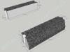 Pesubetoon lego sirge 50cm