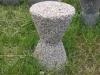 Hauapink pesubetoonist, väike, hall, 28x45cm, 42kg