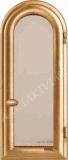 Toode nr 702914 - Pronksist latern kivisse 32x14 cm