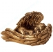 Toode nr 3490 - Pronks ingel 9x15,5x9,5cm