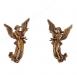 Toode nr 1134 (vasak/parem) - Pronks ingel 18cm