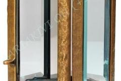 Toode nr 4340 - Pronks latern 20cm