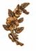 Toode nr 2669 - Pronks lilled 23,5cm