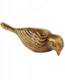 Toode nr 346804 - Pronks lind 3,5x8,5cm
