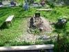Hauapiire graniidist, eriprojekt Paldiski kalmistul