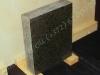 Hauakivi [020-14-10] 40x50x10cm, Poleeritud Saetud Saetud, tumeroheline graniit