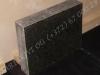 Hauakivi [020-20-10] 50x40x10cm, Poleeritud Saetud Saetud, tumeroheline graniit