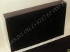 Hautakivi [024-4-10] 60x40x10cm, Kiillotettu Kiillotettu Kiillotettu, musta graniitti