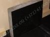 Hauakivi [030-9-10] 60x50x10cm, Poleeritud Saetud Saetud, must graniit