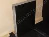 Hauakivi [035-17-10] 50x70x10cm, Poleeritud Saetud Saetud, must graniit