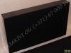 Hauakivi [040-3-10] 80x50x10cm, Poleeritud Poleeritud Poleeritud, must graniit
