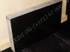 Hauakivi [040-13-10] 80x50x10cm, Poleeritud Saetud Saetud, must graniit