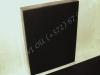 Hauakivi [048-5-10] 60x80x10cm, Poleeritud Poleeritud Poleeritud, must graniit