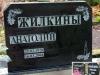 """Hauakivi [048-9-10 M5B+] 80x60x10cm, Poleeritud Poleeritud Poleeritud, nurgad maas, pilt-3 ja 4, kiri-3(est/rus) """"R"""", naturaalne"""