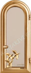 Toode nr 7029145 Pronksist latern kivisse 32x14 cm