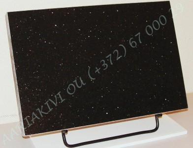 hauaplaat 0135 45x30x3cm tahistaevas graniit metallist alus