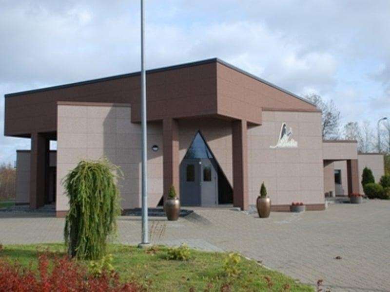 Matusebüroo Kristin-matusekeskus Maardu kalmistul