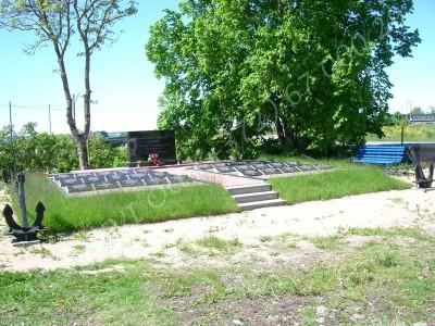 Paldiski kalmistule rajatud mälestusmärk 1956 aastal 20 oktoobril uppunud alvelav PLM-200 hukkunud meeskonnaliikmetele 01