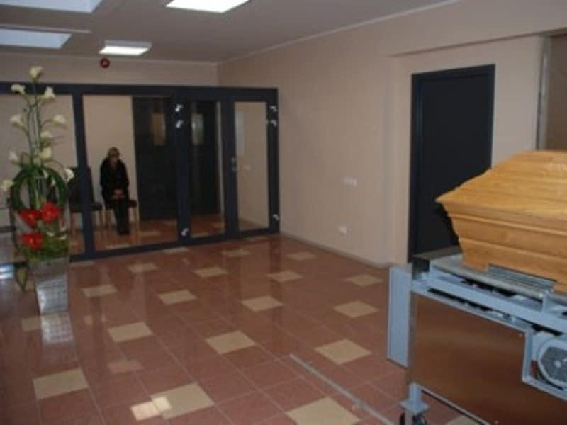 Matusebüroo Kristin-matusekeskus Maardu kalmistul-ärasaatmisruum